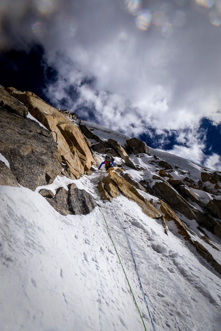 Progress in Alpinism - the climbing style of today's elite